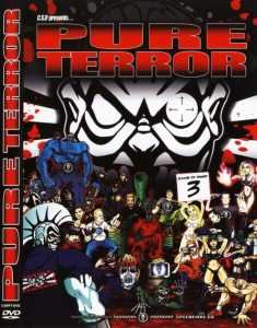 VA - CSR Presents... Pure Terror - The DVD (Audio RIP) (2008)