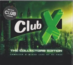 VA - Club X The Collectors Edition (2016)