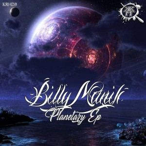 Billy Manik-Planetary EP