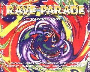 VA - Rave Parade - Ravers Unite (1994)
