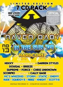 VA - Live At HTID In The Sun - Raver Baby Event 13 (2009)