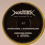 Spitting Vitriol vs DJ Richard Hillman - Spitting Vitriol vs DJ Richard Hillman (2008)