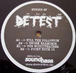 Detest - Untitled (Strike Records) (2007)