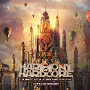 VA - Harmony Of Hardcore 2017