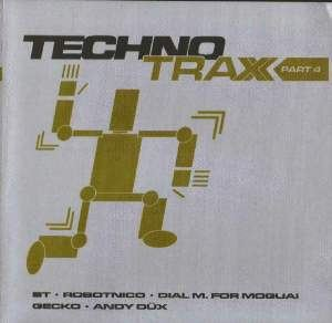 VA - Techno Trax Part 4 (2000)