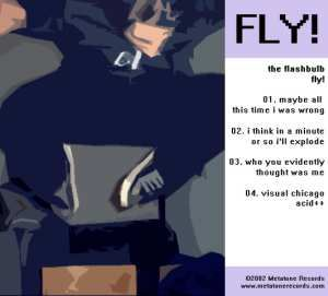 The Flashbulb - Fly! (2001)