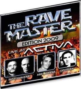 VA - The Rave Master Edition 2009 Live At Activa (2009)