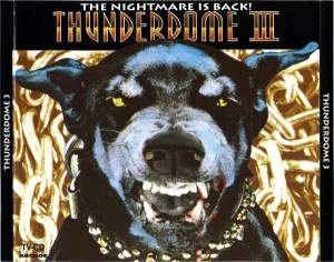 VA - Thunderdome III - The Nightmare Is Back! (1993)