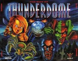 VA - Thunderdome - The Best Of 96 (1996)
