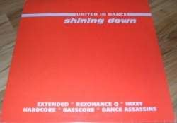 United In Dance - Shining Down (2004)