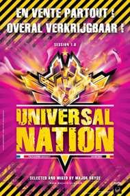 VA - Universal Nation Session 1.0 (Mixed by Major Bryce) (2008)