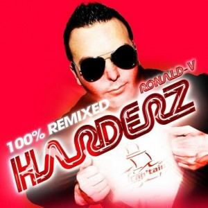 Ronald-V  Harderz - 100% Remixed (2011)