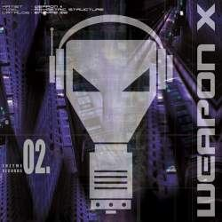 Weapon X - Asymetric Structure (2001)