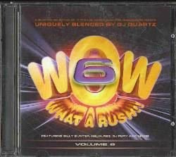 VA - Wow - What A Rush!! 6 (2001)