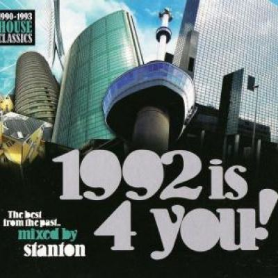 VA - 1992 Is For You (2008)