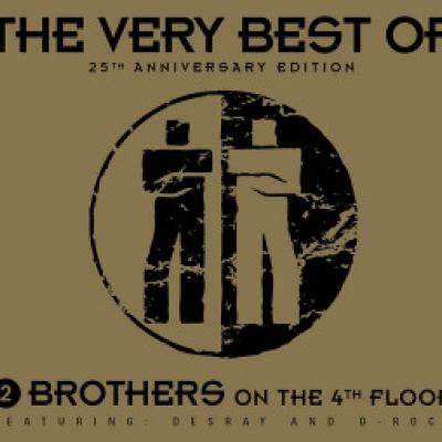 2 Brothers On The 4th Floor - The Very Best Of (2016)
