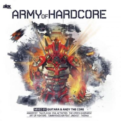 VA - Army Of Hardcore (Mixed By Quitara & Andy The Core) (2014)