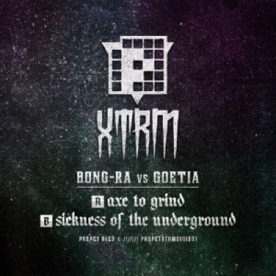 Bong Ra vs Goetia - Axe To Grind (2014)
