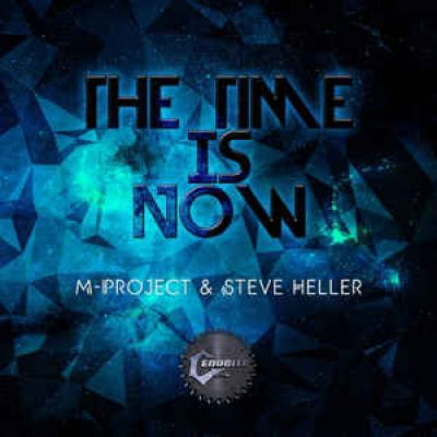 M-Project & Steve Heller - The Time Is Now (2016)