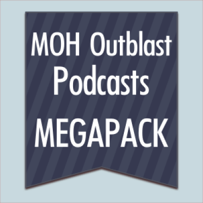 Outblast and Korsakoff - Official MOH Podcast 15 (2011)