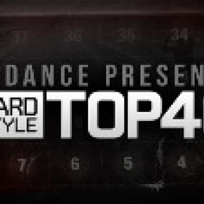 Q-Dance Hardstyle Top 40 March 2013