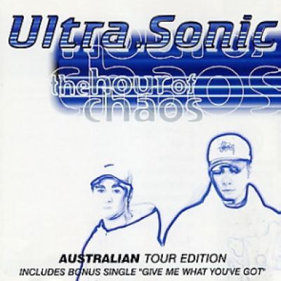 Ultra-Sonic - The Hour Of Chaos (1998)