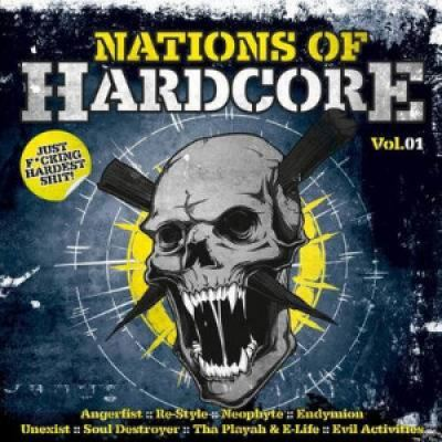 VA - Nations Of Hardcore Vol.01 (2013)