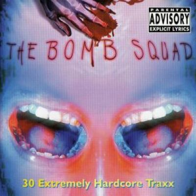 VA - The Bomb Squad - 30 Extremely Hardcore Traxx (1996)