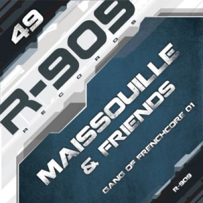 Maissouille And Friends - Gang Of Frenchcore 01 (2014)