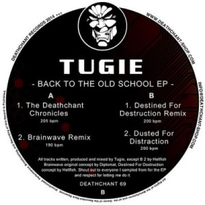 Tugie - Back to the Old School EP (2014)