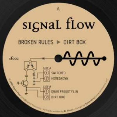 Broken Rules - Dirt Box (2009)