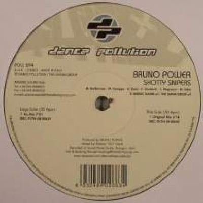 Bruno Power - Shotty Snipers (2008)