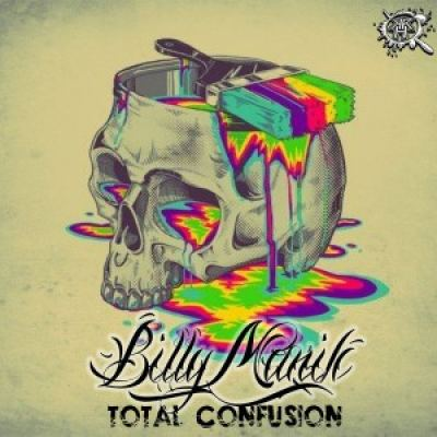 Billy Manik - Total Confusion (2016)