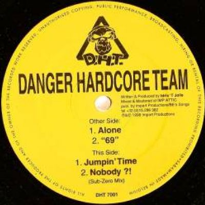 Danger Hardcore Team - Alone (1998)