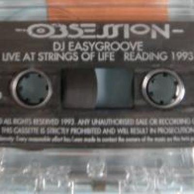 DJ Easygroove - Live At Obsession Strings Of Life Reading (1993)