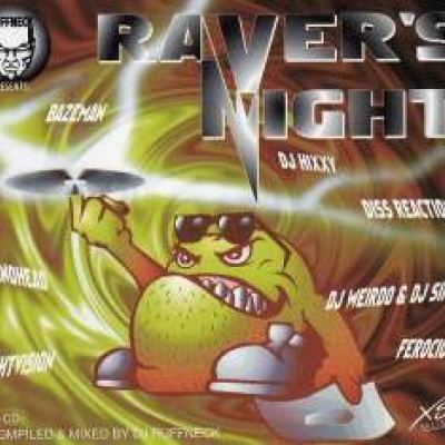 DJ Ruffneck - Raver's Night (1995)