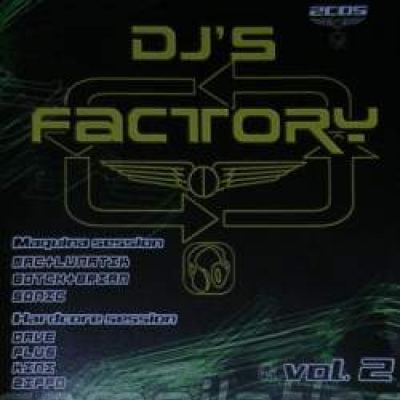VA - DJ's Factory Vol. 2 (2003)