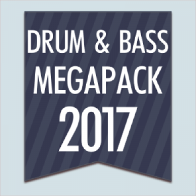 Drum & Bass 2017 August Megapack