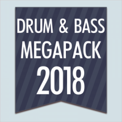 Drum & Bass 2018 April Megapack