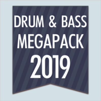 Drum & Bass 2019 June Megapack