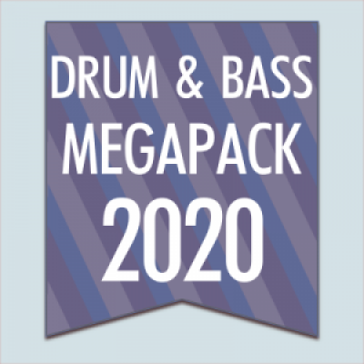 Drum & Bass 2020 February Megapack