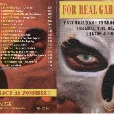 VA - For Real Gabbers Only! - 4 (1998)