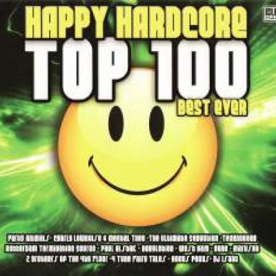 VA - Happy Hardcore Top 100 Best Ever Mixed By Buzz Fuzz (2009)