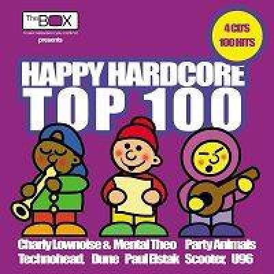 VA - Happy Hardcore Top 100 (2004)