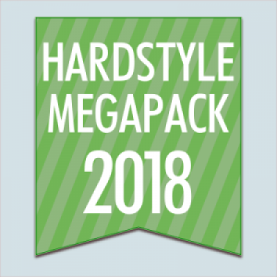 Hardstyle 2018 May Megapack