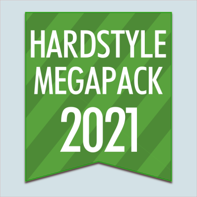 Hardstyle 2021 MARCH Megapack