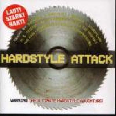 VA - Hardstyle Attack Vol. 1
