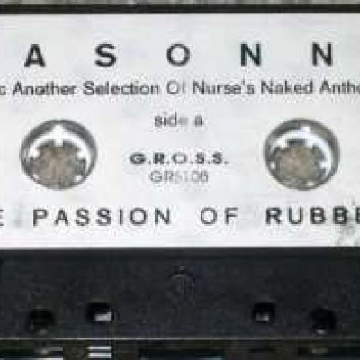 Masonna - The Passion Of Rubbers (1995)