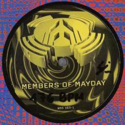 Members Of Mayday - Religion EP (1993)