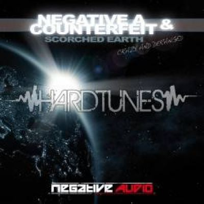 Negative A & Counterfeit - Scorched Earth (2011)